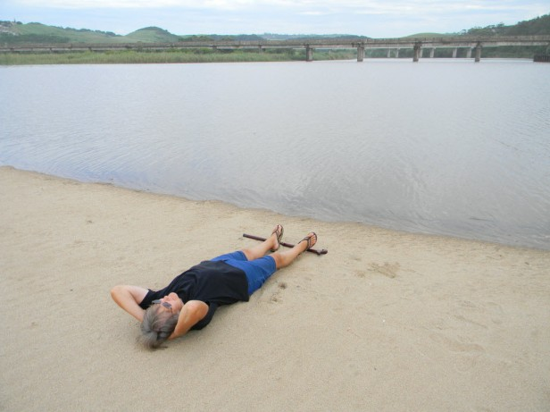 Mtwalume beach lake