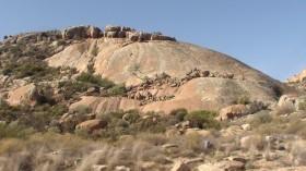 Namaqualand flat rocks at Nababeep