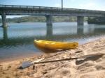 Cano on the Fafa river