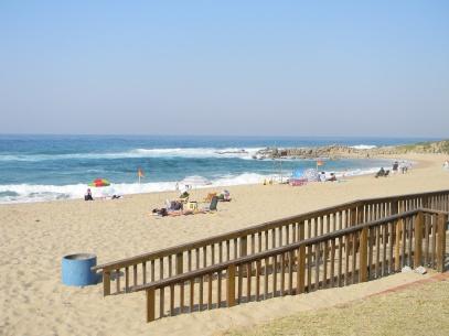 Hibberdene main beach