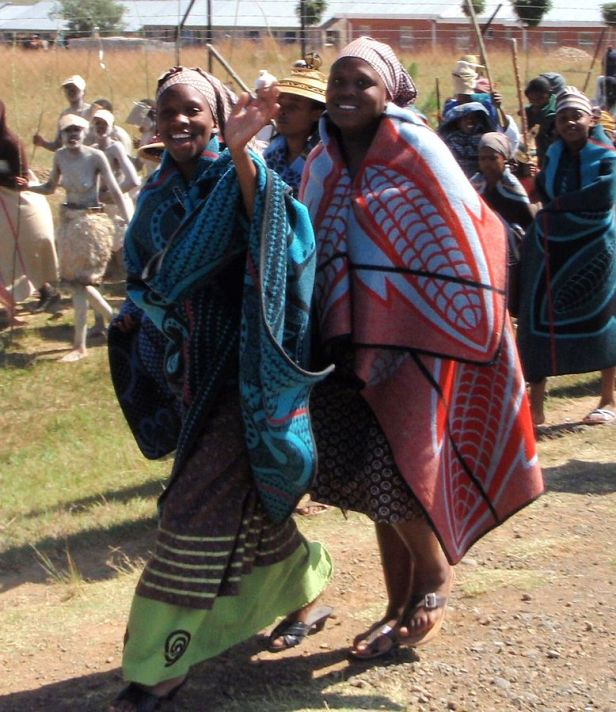Parade_of_Basotho_women