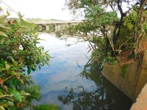 Southcoast freeway bridge over the Mtwalume River