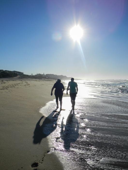 Walkin' in the Sunshine