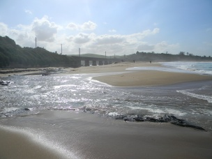 Fafa River mouth