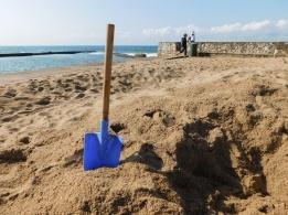St Michaels on Sea Beach in KwaZulu-Natal