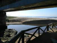 Koshwana River, Banana Beach, SouthCoast, KwaZulu-Natal