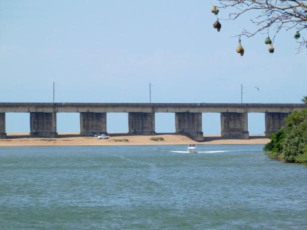 Bridge over the Umzimkulu River, Port Shepstone, KwaZulu-Natal