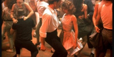 Dirty Dancing party scene
